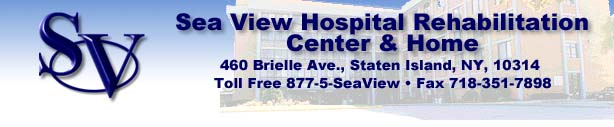 Sea View Hospital Rehabilitation Center and Home