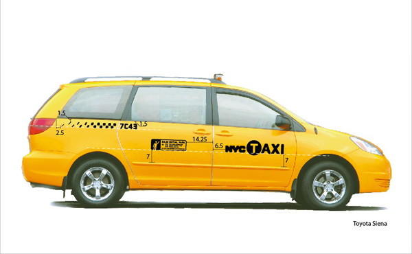 Toyota Camry Commercial Song >> Toyota sienna nyc taxi