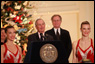 Foto del alcalde Michael R. Bloomberg