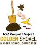 golden shovel award logo