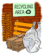illustration: recycling