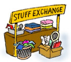 illustration: stuff exchange