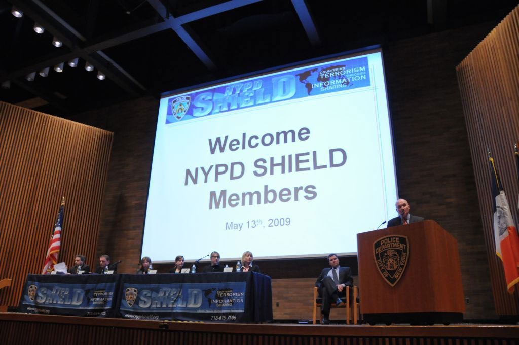 nypd shield