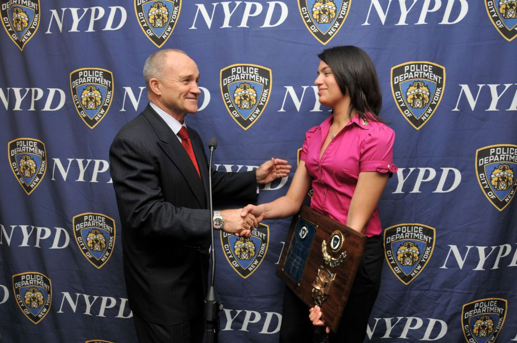 Police commissioner for a day essay contest