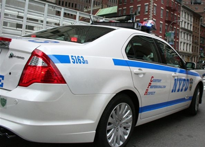 Ford Fusion Hybrids Have Joined The Nypd Patrol Fleet Of Alternative Fuel Vehicles Including Nissan Altima Gmc Yukon Suv And Electric Scooters