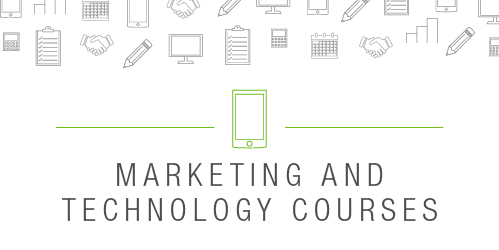 Advertising and Marketing lecture classes in college subjects