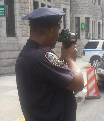 Traffic Violations Nyc >> NYPD Enforcement - Initiatives - Vision Zero