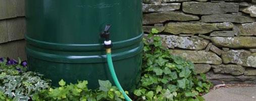 Cisterns And Rain Barrels