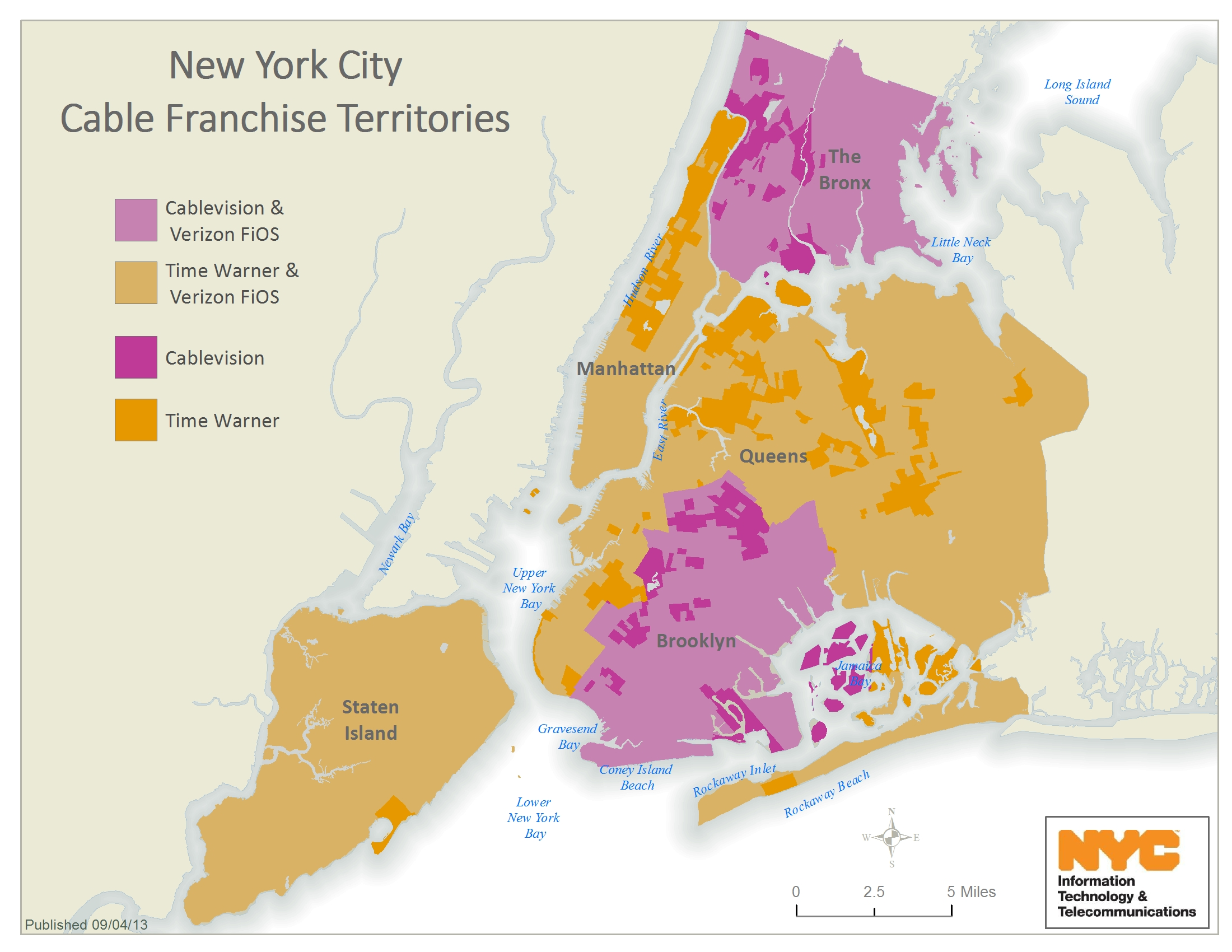 Utility Companies In New York