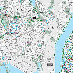 Nyc Bike Map NYC DOT   Bicycle Maps Nyc Bike Map